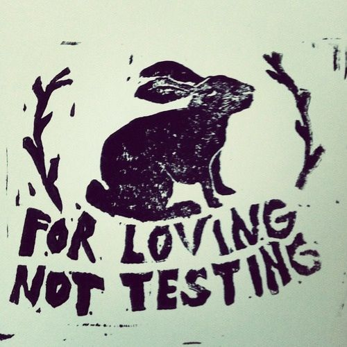 for loving not testing